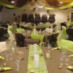 Décoration salle mariage maison