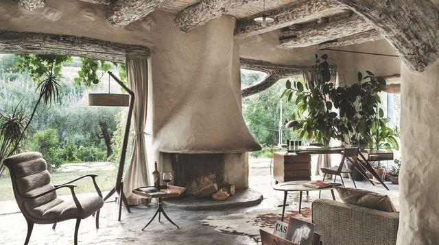 Photo decoration maison ancienne - Design en image