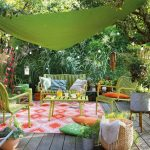 Terrasse decoration jardin
