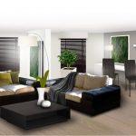Amenagement et decoration salon