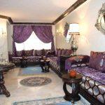 Decoration coin salon marocain