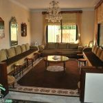La decoration des salon marocain
