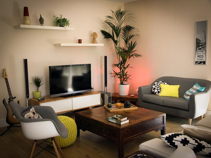 Deco Mur Tv. Best Deco Mur Tv With Deco Mur Tv. Finest Deco ...