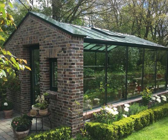 Décoration serre de jardin - Design en image