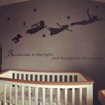 Décoration murale chambre bébé disney
