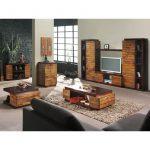 Interior's meubles bois massif décoration salon
