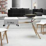 Décoration design table