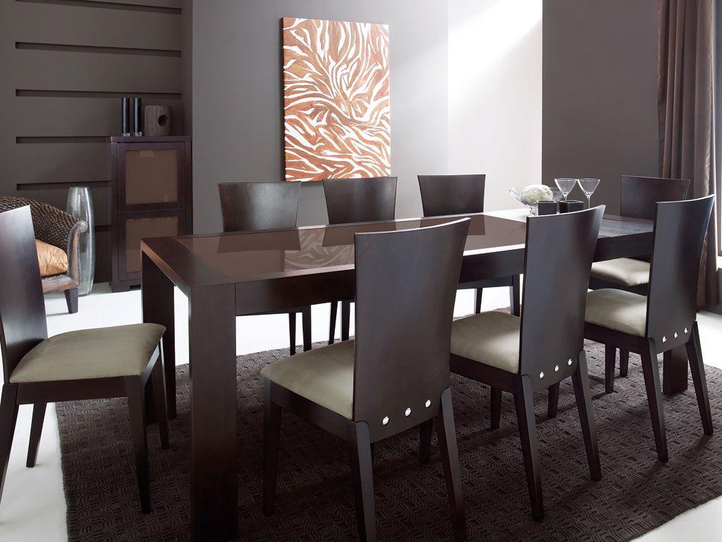 Decoration Salon Avec Meuble Wenge Design En Image
