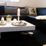 Decoration pour table basse de salon