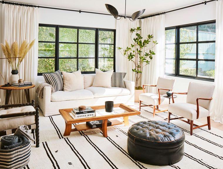 Decoration D Un Petit Salon Moderne Design En Image