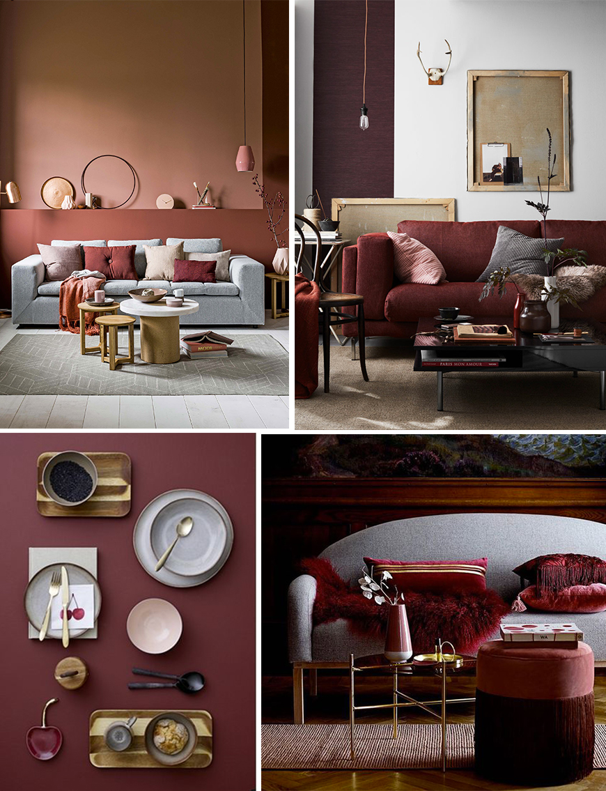 Mode decoration interieur 2017 - Design en image