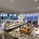 Décoration intérieure salon moderne