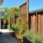 Jardin decoration bois