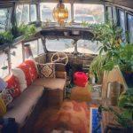 Decoration interieur style hippie