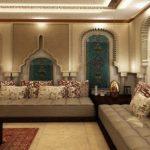 Décoration salon marocain 2015
