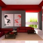 Decoration salon peinture