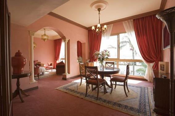 Décoration arabe maison