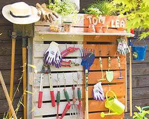 Décoration jardin outils