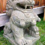Kijiji decoration de jardin ciment
