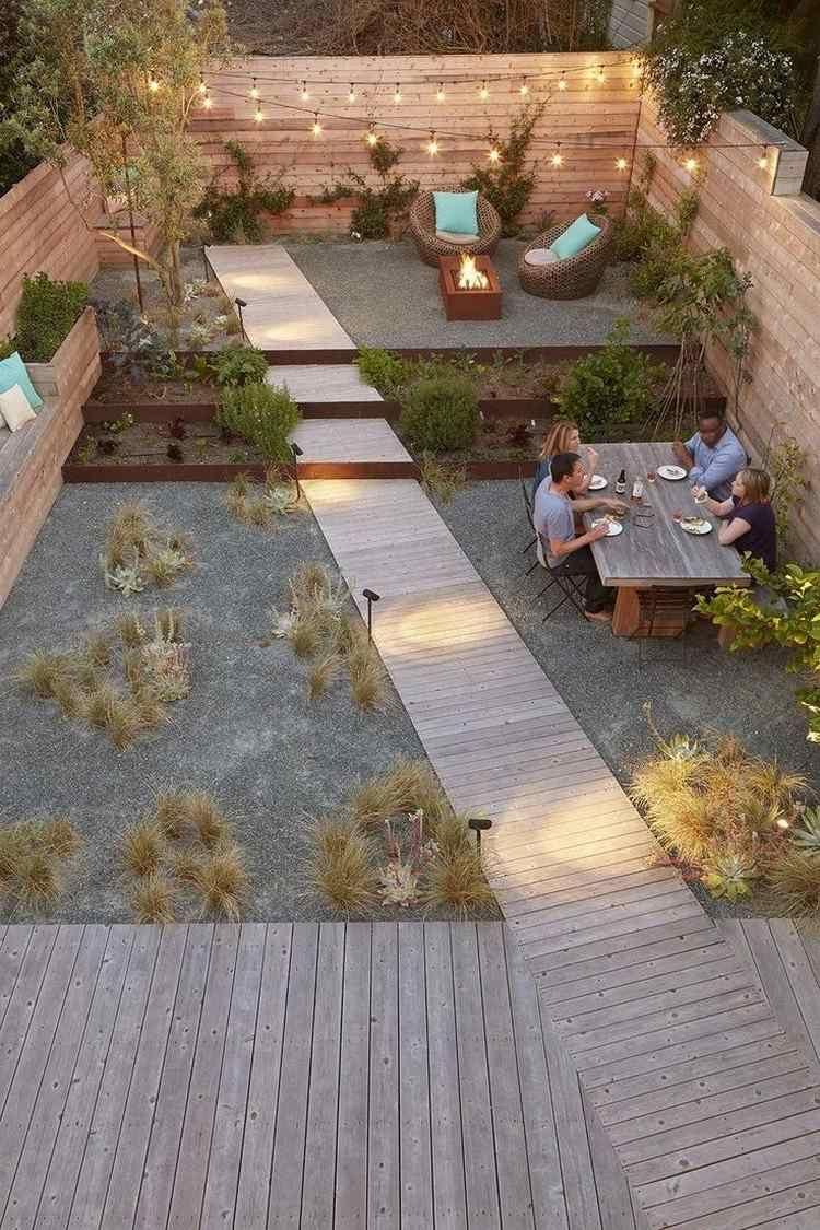 Décoration jardin extérieur pinterest