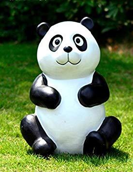 Decoration de jardin panda
