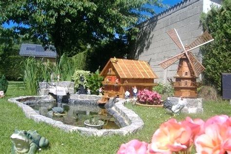 Decoration jardin bassin