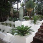 Décoration exotique jardin