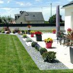 Plan décoration jardin