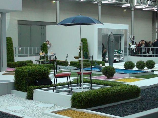 Decoration jardin tati