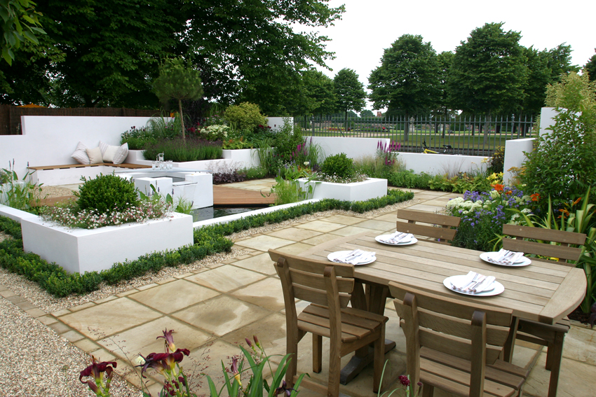 Decoration jardin ou terrasse