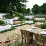 Terrasse décoration jardin