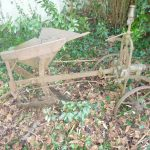 Décoration jardin de curé