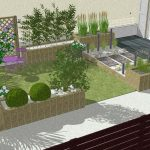 Decoration jardin 974