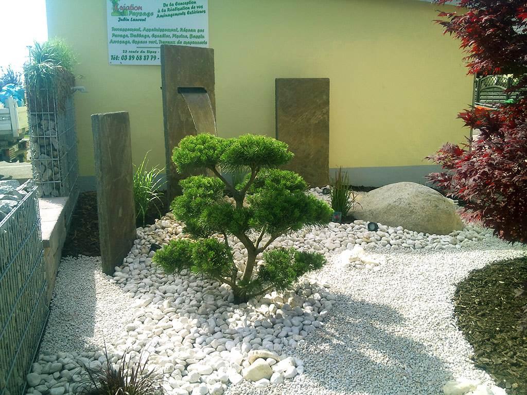 Decoration jardin botanic