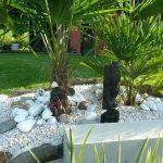 Jardin extérieur décoration