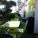Décoration balcon jardin