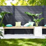 Decoration jardin 100m2
