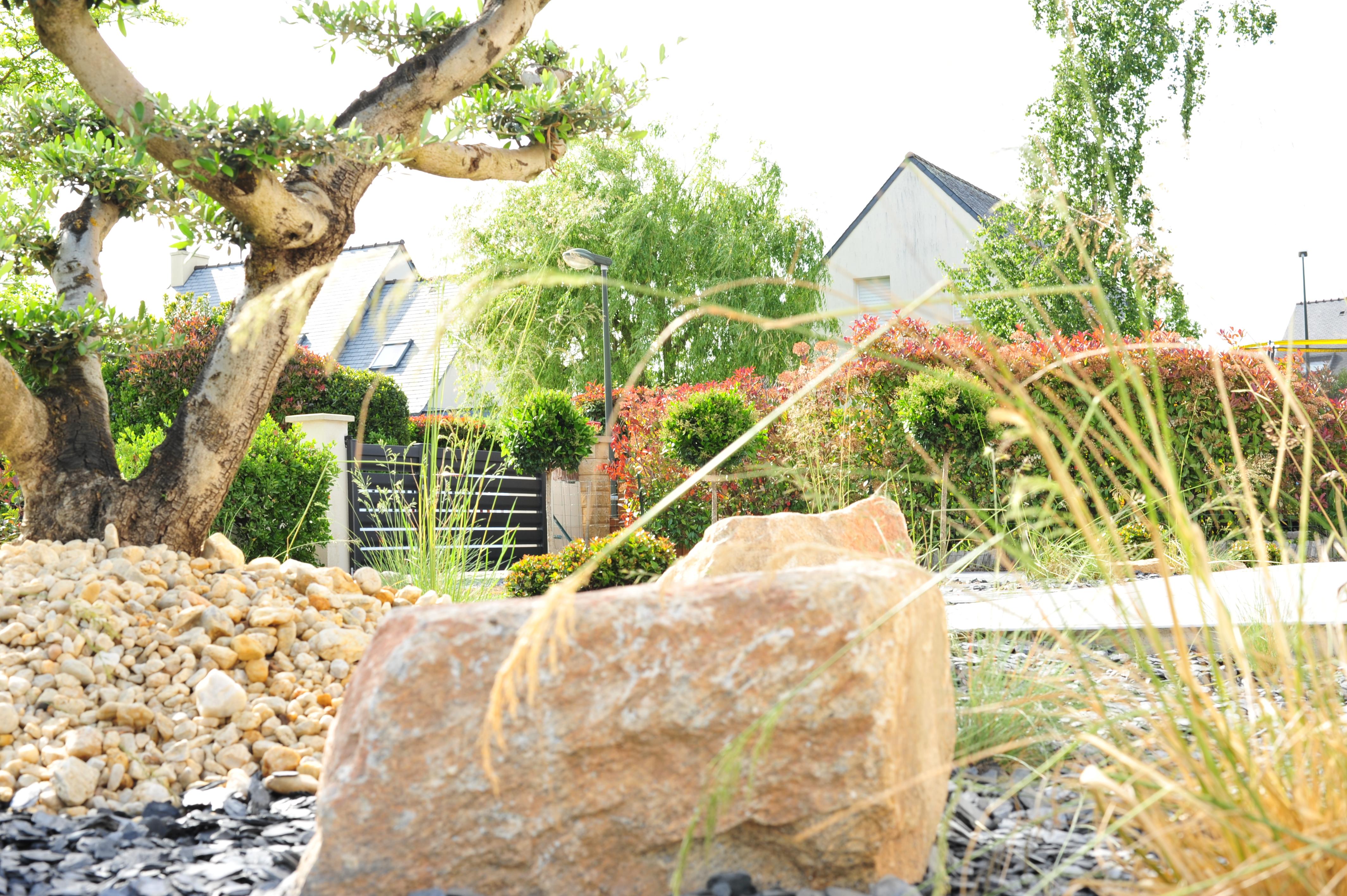Decoration jardin vannes