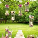 Decoration jardin champetre mariage