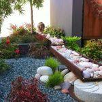 Décoration moderne pour jardin