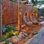 Décoration jardin insolite