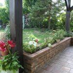 Decoration jardin jardiniere