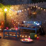 Decoration jardin exterieur lumineuse
