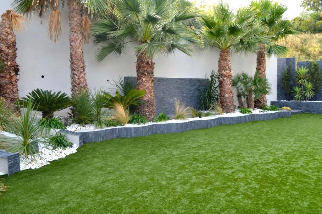 Décoration moderne pour jardin - Design en image
