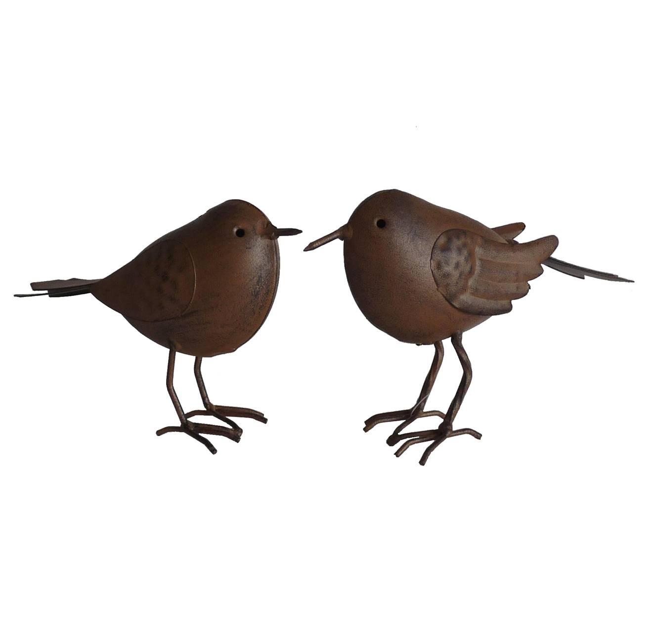 Decoration de jardin oiseaux