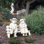 Decoration poterie de jardin