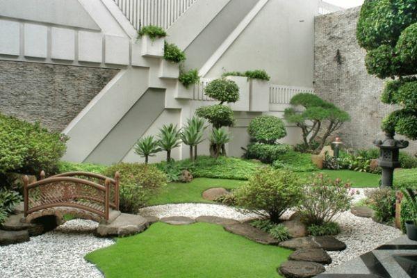 Décoration style jardin