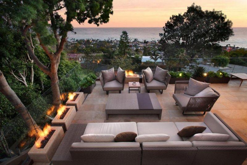 Décoration meuble de jardin