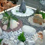 Pierre decoration pour jardin