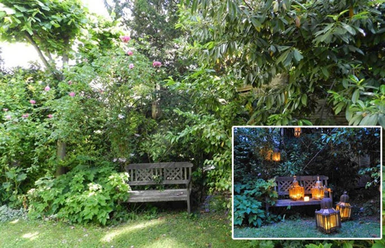 Decoration exterieur pas cher jardin